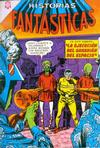 Cover for Historias Fantásticas (Editorial Novaro, 1958 series) #114