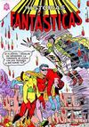 Cover for Historias Fantásticas (Editorial Novaro, 1958 series) #127