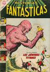 Cover for Historias Fantásticas (Editorial Novaro, 1958 series) #143