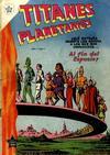 Cover for Titanes Planetarios (Editorial Novaro, 1953 series) #11