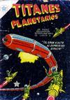 Cover for Titanes Planetarios (Editorial Novaro, 1953 series) #15