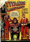 Cover for Titanes Planetarios (Editorial Novaro, 1953 series) #16