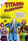 Cover for Titanes Planetarios (Editorial Novaro, 1953 series) #17