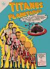 Cover for Titanes Planetarios (Editorial Novaro, 1953 series) #18