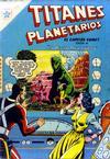 Cover for Titanes Planetarios (Editorial Novaro, 1953 series) #19