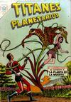 Cover for Titanes Planetarios (Editorial Novaro, 1953 series) #23
