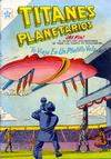 Cover for Titanes Planetarios (Editorial Novaro, 1953 series) #26
