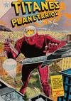 Cover for Titanes Planetarios (Editorial Novaro, 1953 series) #32