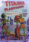 Cover for Titanes Planetarios (Editorial Novaro, 1953 series) #33