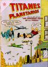 Cover for Titanes Planetarios (Editorial Novaro, 1953 series) #41