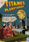 Cover for Titanes Planetarios (Editorial Novaro, 1953 series) #51
