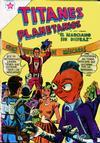 Cover for Titanes Planetarios (Editorial Novaro, 1953 series) #56