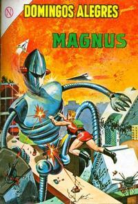 Cover Thumbnail for Domingos Alegres (Editorial Novaro, 1954 series) #526