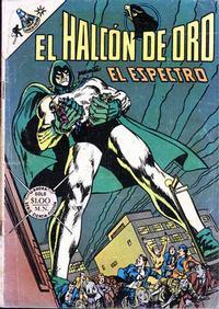 Cover Thumbnail for El Halcón de Oro (Editorial Novaro, 1958 series) #130