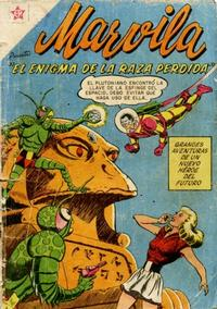 Cover Thumbnail for Marvila, la Mujer Maravilla (Editorial Novaro, 1955 series) #50