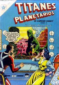 Cover Thumbnail for Titanes Planetarios (Editorial Novaro, 1953 series) #19