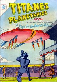 Cover Thumbnail for Titanes Planetarios (Editorial Novaro, 1953 series) #26