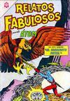 Cover for Relatos Fabulosos (Editorial Novaro, 1959 series) #63