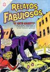 Cover for Relatos Fabulosos (Editorial Novaro, 1959 series) #72