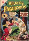 Cover for Relatos Fabulosos (Editorial Novaro, 1959 series) #75