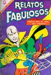 Cover for Relatos Fabulosos (Editorial Novaro, 1959 series) #85
