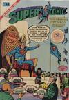 Cover for Supercomic (Editorial Novaro, 1967 series) #44