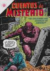 Cover for Cuentos de Misterio (Editorial Novaro, 1960 series) #19