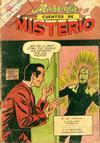 Cover for Cuentos de Misterio (Editorial Novaro, 1960 series) #22
