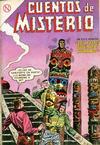 Cover for Cuentos de Misterio (Editorial Novaro, 1960 series) #43