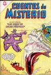 Cover for Cuentos de Misterio (Editorial Novaro, 1960 series) #55