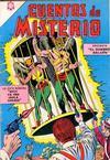 Cover for Cuentos de Misterio (Editorial Novaro, 1960 series) #56