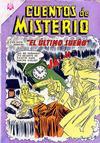 Cover for Cuentos de Misterio (Editorial Novaro, 1960 series) #57