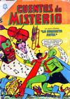 Cover for Cuentos de Misterio (Editorial Novaro, 1960 series) #61