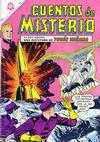 Cover for Cuentos de Misterio (Editorial Novaro, 1960 series) #62