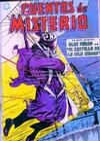 Cover for Cuentos de Misterio (Editorial Novaro, 1960 series) #72