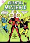 Cover for Cuentos de Misterio (Editorial Novaro, 1960 series) #84