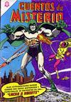 Cover for Cuentos de Misterio (Editorial Novaro, 1960 series) #88