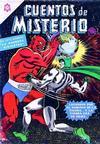 Cover for Cuentos de Misterio (Editorial Novaro, 1960 series) #92