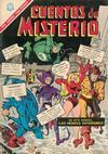 Cover for Cuentos de Misterio (Editorial Novaro, 1960 series) #100