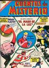 Cover for Cuentos de Misterio (Editorial Novaro, 1960 series) #103