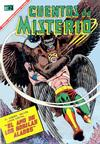 Cover for Cuentos de Misterio (Editorial Novaro, 1960 series) #110