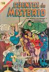 Cover for Cuentos de Misterio (Editorial Novaro, 1960 series) #112