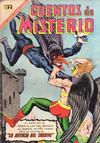 Cover for Cuentos de Misterio (Editorial Novaro, 1960 series) #114