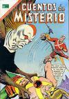 Cover for Cuentos de Misterio (Editorial Novaro, 1960 series) #118