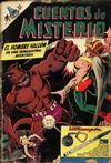 Cover for Cuentos de Misterio (Editorial Novaro, 1960 series) #122