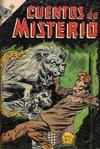 Cover for Cuentos de Misterio (Editorial Novaro, 1960 series) #128