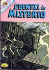 Cover for Cuentos de Misterio (Editorial Novaro, 1960 series) #163