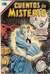Cover for Cuentos de Misterio (Editorial Novaro, 1960 series) #165