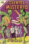 Cover for Cuentos de Misterio (Editorial Novaro, 1960 series) #169