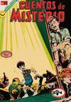Cover for Cuentos de Misterio (Editorial Novaro, 1960 series) #231